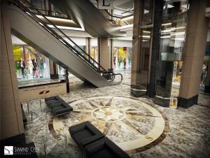 siamnd ossi zakho mall